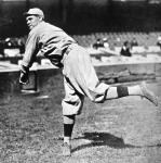 began his career as a pitcher who happened to hit well. In today's game the two-way player, a pitcher who also brought a serious bat to the lineup, would be considered an innovation.