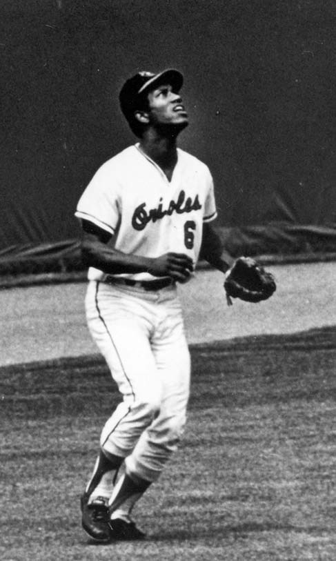 First-year draftee helped the Baltimore Orioles win the 1966 World championship.