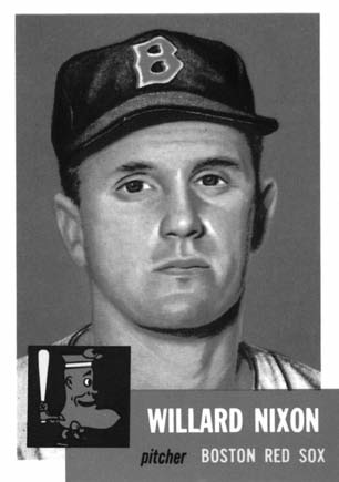 Became the ace of the Pepperell pitching staff, leading the team to league championships in 1946 and 1947.