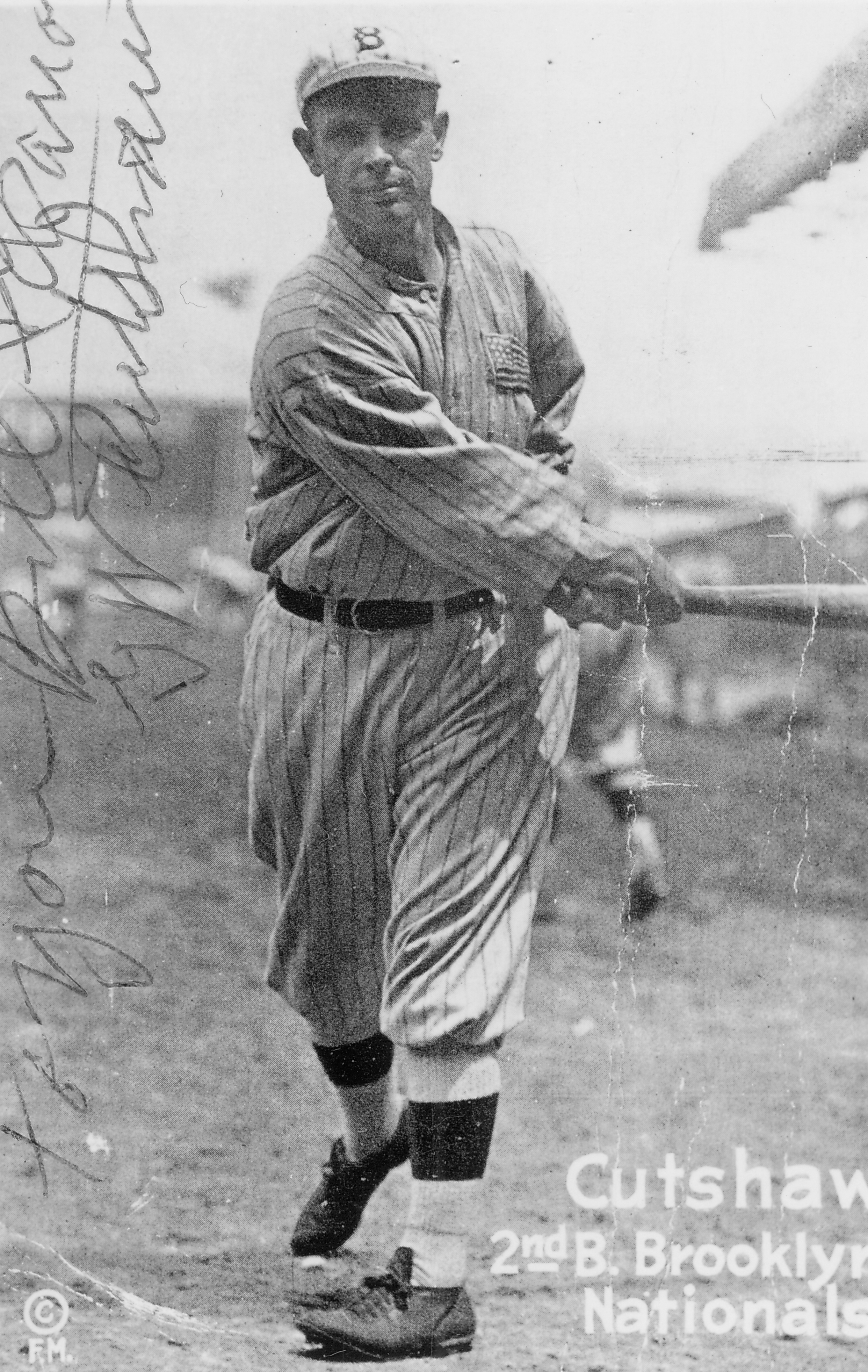 Most famous alumni of the 26-inning game against Decatur on May 31, 1909. He played more than 1,500 major league games.