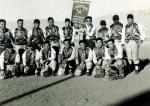 Manzanar camp champions in 1943.