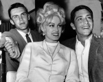 out on the town, April 5, 1963.