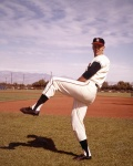 twice won 20 games and earned the 1964 Cy Young Award — when it was still given to one pitcher in the major leagues.