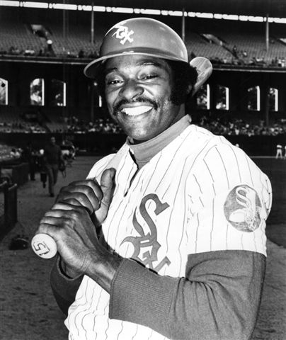 First player to reach the $250,000 salary mark, which the White Sox paid him in 1974.