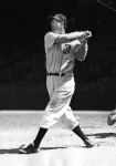 """He wrote, """"My goal in baseball was always RBIs, to break Gehrig's record of 184 RBIs."""" Did he come closer than he thought to doing so?"""