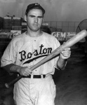 Bay Ridge product hit .302 in 11 big league seasons and hit safely in 37 consecutive games in 1945.