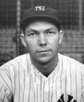Stepped right into the starting slot in 1929, catching 127 games and hitting a solid .324.