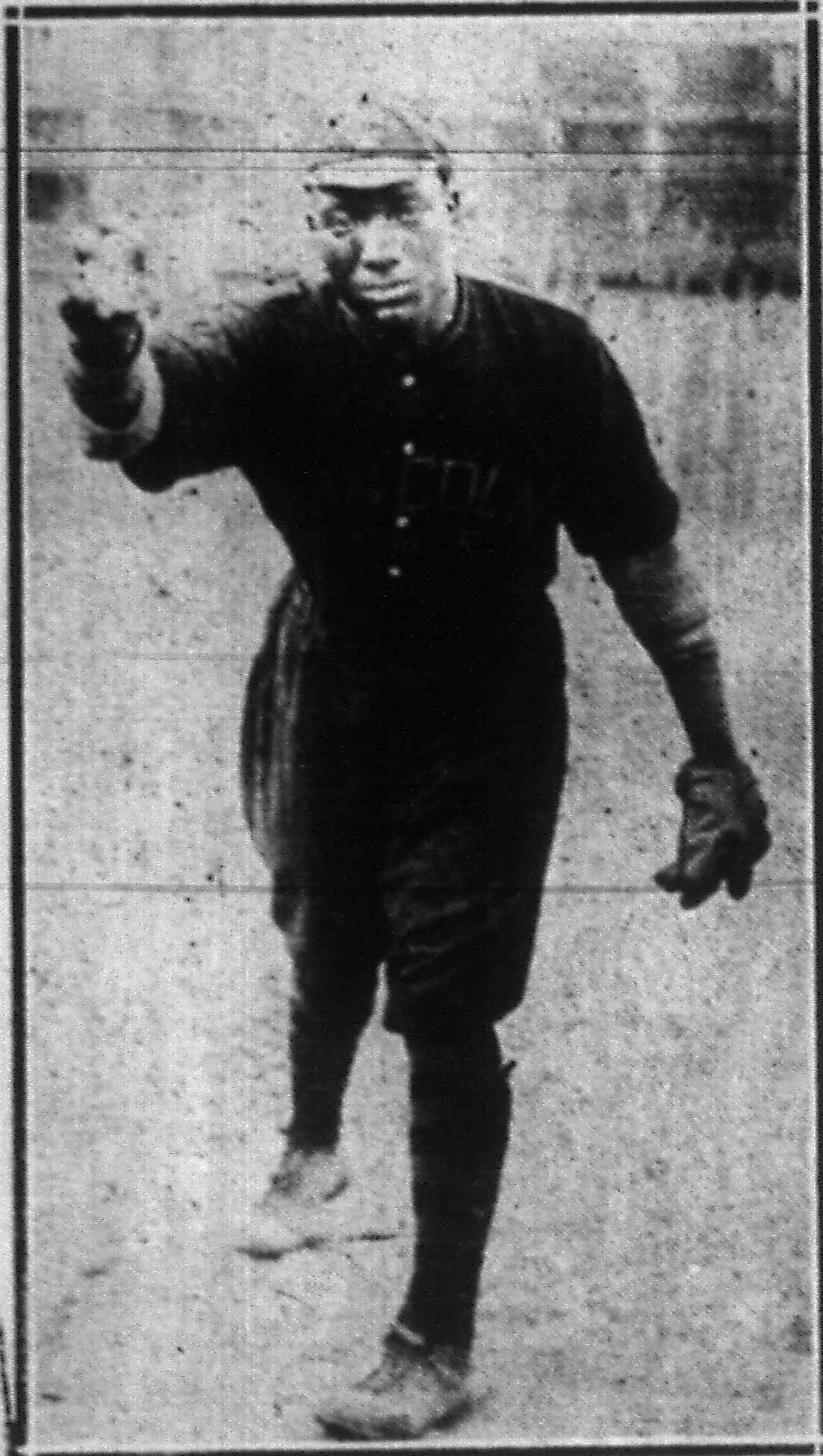Was one of the former Lincoln Giants who joined the Lincoln Stars in 1914.