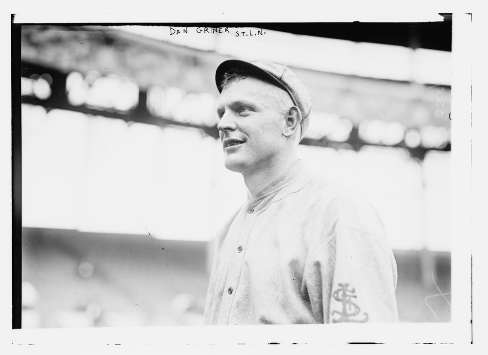 Former Cardinals and Dodgers pitcher gave up two home runs to Shoeless Joe Jackson in the final game of the 1918 shipbuilding league playoffs.