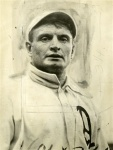 Philadelphia A's star pitcher missed the 1905 World Series, prompting questions about whether he suffered an injury in a fight or he was bribed not to play.