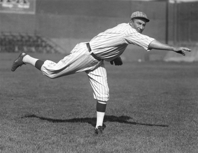 pitched 26 innings on May 1, 1920, good for a 112 Game Score. (His opponent, Joe Oeschger, also pitched all 26, but allowed fewer hits, netting an outsized 125 Game Score.)