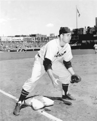 also led American League third basemen in fielding average in 1946, 1950, and 1951.