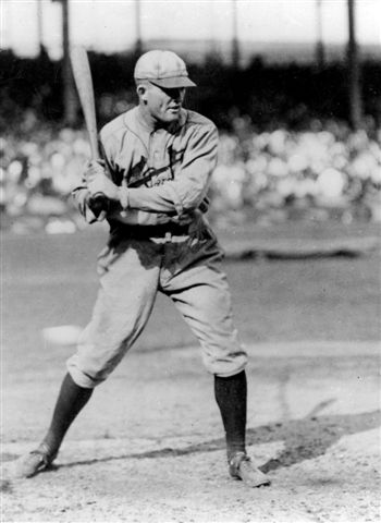 was below .400 for much of 1922, but a 33-game hit streak from mid-August to mid-September did much to bolster his average.