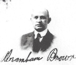 From his 1919 passport application; this photo has never appeared in any Black Sox-related book.