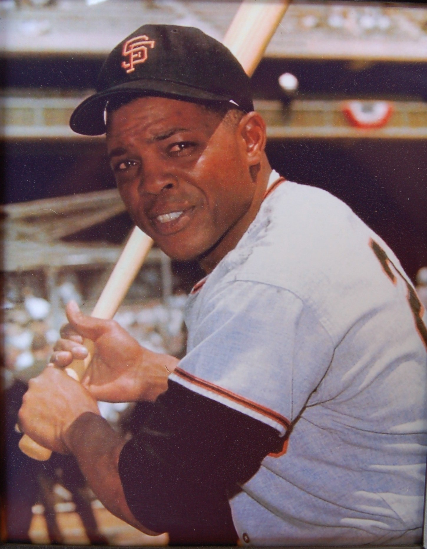 Named MVP of the 1968 All-Star Game after scoring the game's only run.