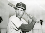 A gutsy decision on the part of Wally Moon helped him land a job in the major leagues and led to the trade of Enos Slaughter.