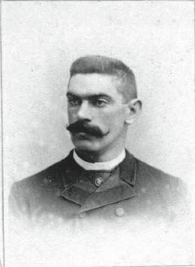 Charlie Sweeney (LIBRARY OF CONGRESS)