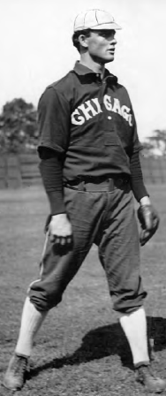 """Big Ed"" was the White Sox' best pitcher from 1906 through 1912."