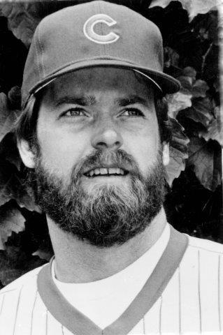 Cubs starting pitcher in the first scheduled night game at Wrigley Field on August 8, 1988.