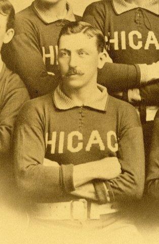 Mainstay Chicago third baseman.